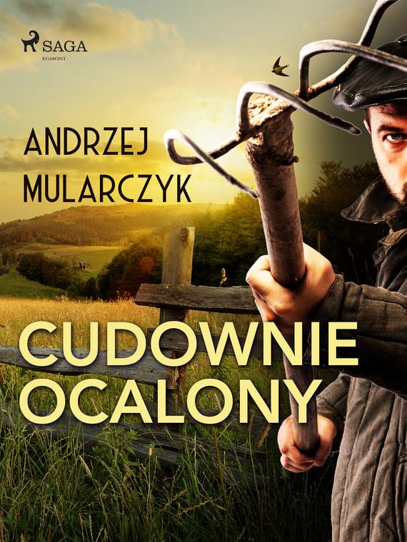 okładka Cudownie ocalonyebook | epub, mobi | Andrzej Mularczyk