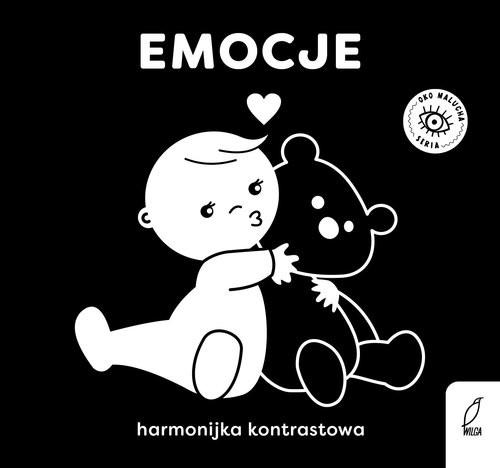 okładka Emocje Harmonijka kontrastowaksiążka     