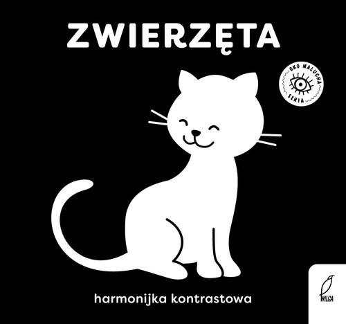 okładka Zwierzęta Harmonijka kontrastowaksiążka |  |