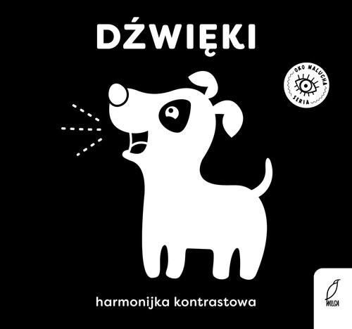 okładka Dźwięki Harmonijka kontrastowaksiążka |  |