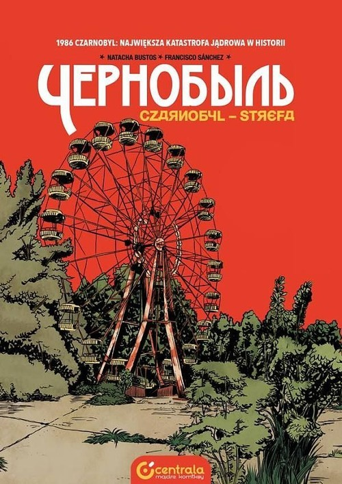 okładka Czarnobylksiążka |  |
