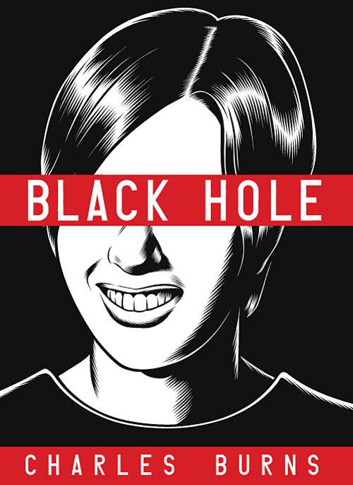 okładka Black Holeksiążka |  | Burns Charles