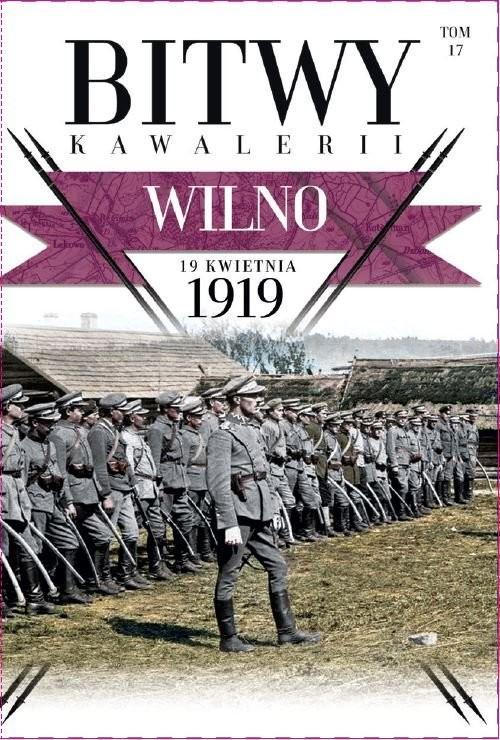 okładka Bitwy Kawalerii nr 17 Wilnoksiążka |  |