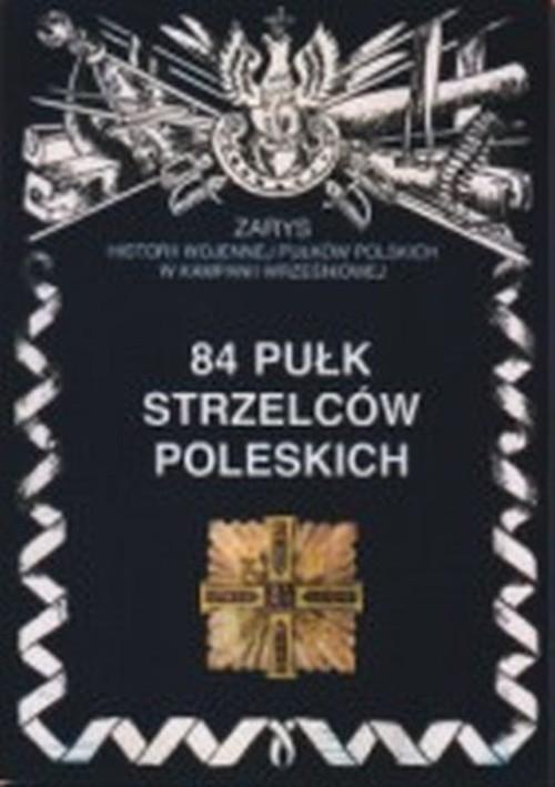 okładka 84 Pułk Strzelców Poleskichksiążka      Nawrocki Antoni