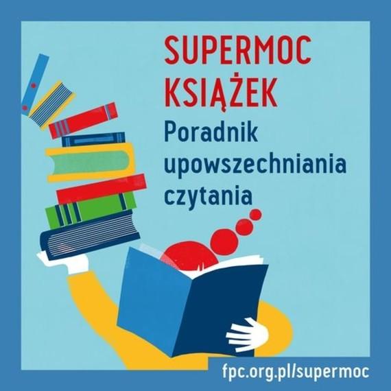 okładka Supermoc książekebook | epub, mobi | Opracowania Zbiorowe