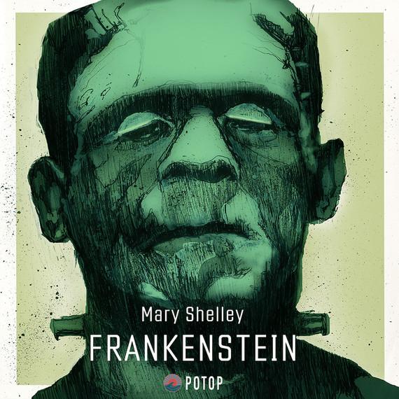 okładka Frankensteinaudiobook   MP3   Mary Shelley