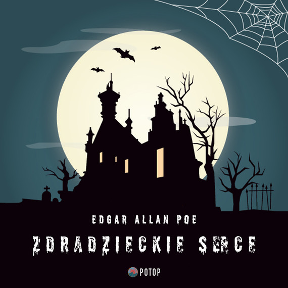okładka Zdradzieckie serceaudiobook | MP3 | Edgar Allan Poe