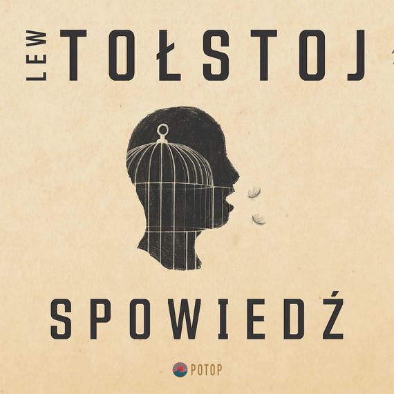 okładka Spowiedźaudiobook   MP3   Lew Tołstoj