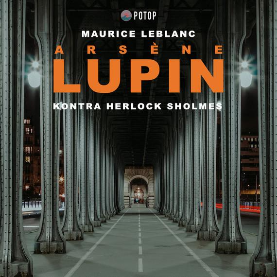 okładka Arsène Lupin kontra Herlock Sholmesaudiobook   MP3   Maurice Leblanc