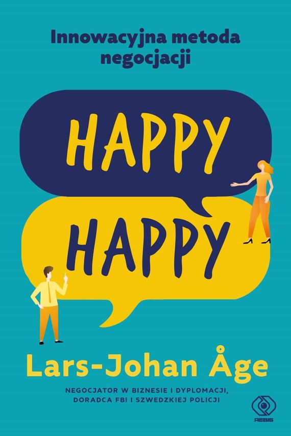 okładka Happy–happyebook   epub, mobi   Lars-Johan Age