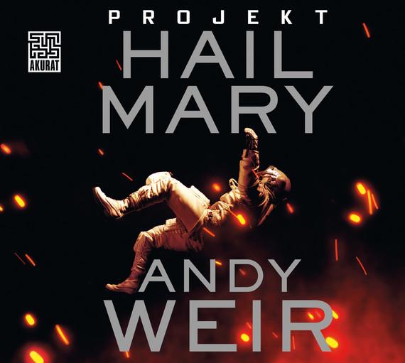okładka Projekt Hail Maryaudiobook | MP3 | Andy  Weir