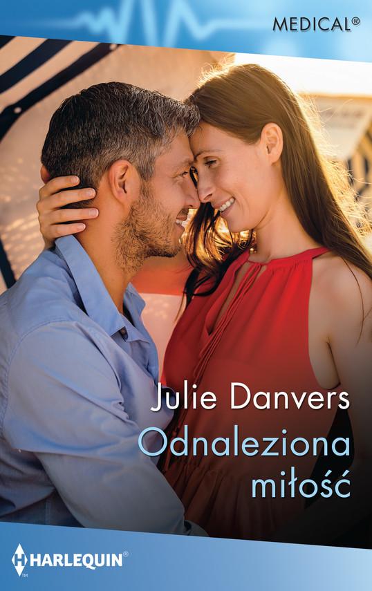 okładka Odnaleziona miłośćebook   epub, mobi   Julie Danvers