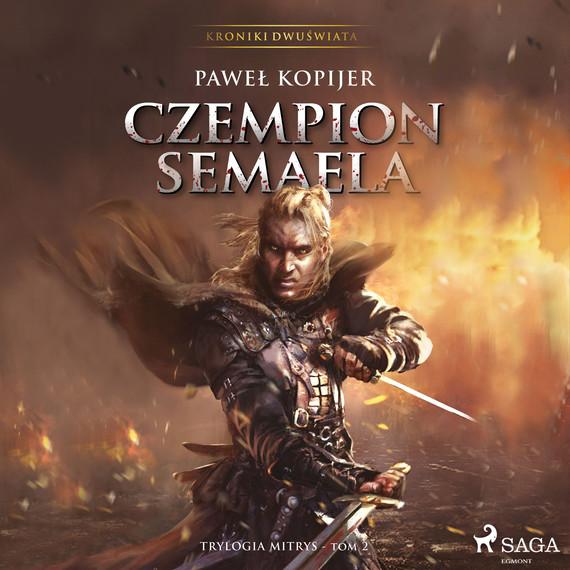 okładka Czempion Semaelaaudiobook | MP3 | Kopijer Paweł