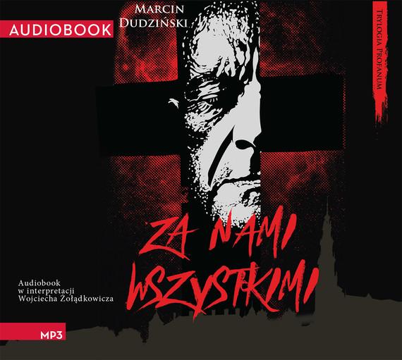 okładka Za nami wszystkimiaudiobook   MP3   Marcin Dudziński