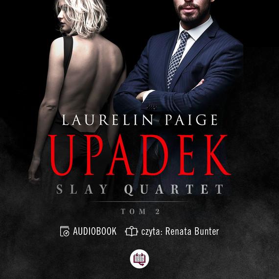 okładka Upadek. Slay Quartet. Tom 2audiobook   MP3   Laurelin Paige