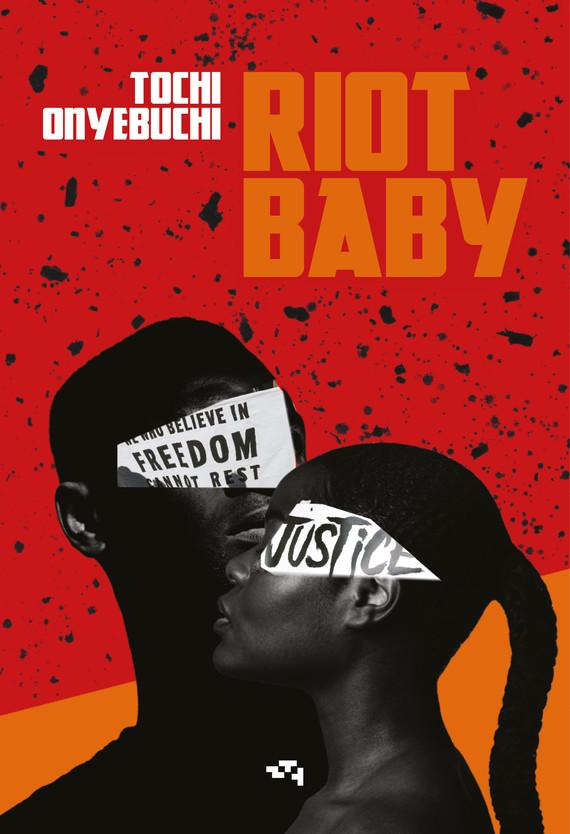 okładka Riot Babyebook   epub, mobi   Onyebuchi Tochi