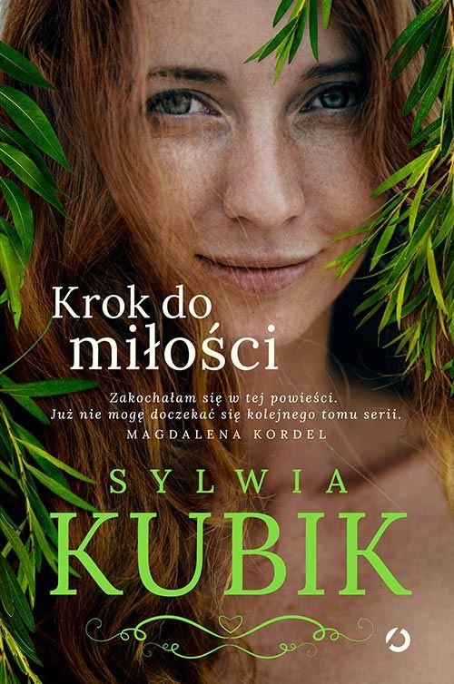 okładka Krok do miłościksiążka      Sylwia Kubik