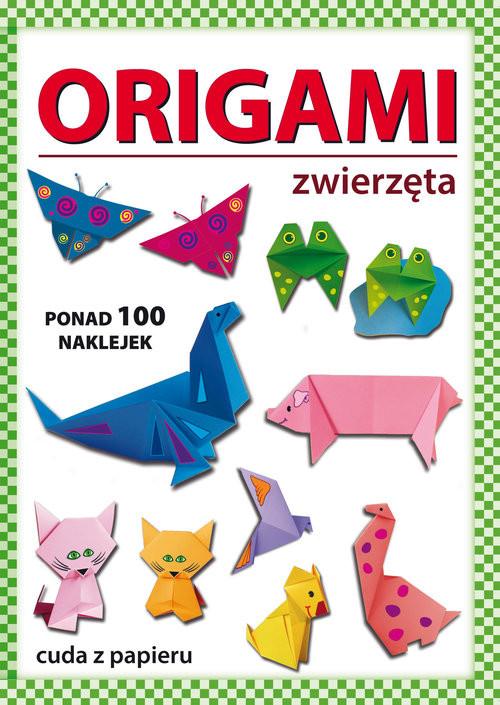 okładka Origami zwierzętaksiążka |  | Beata  Guzowska