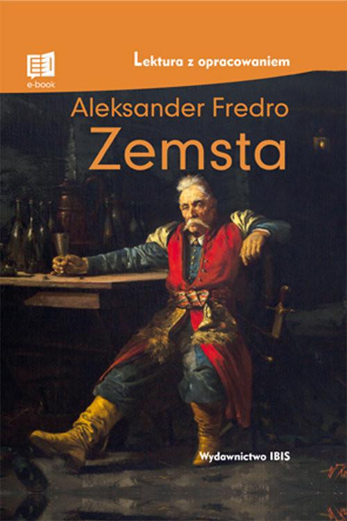 okładka Zemstaksiążka |  | Aleksander Fredro
