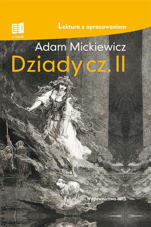 okładka Dziady Część 2książka      Adam Mickiewicz