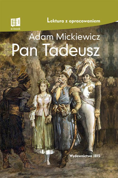 okładka Pan Tadeuszksiążka |  | Adam Mickiewicz