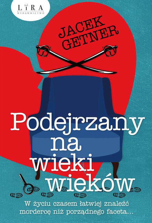 okładka Podejrzany na wieki wiekówksiążka      Getner Jacek