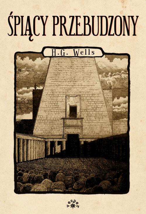 okładka Śpiący przebudzonyksiążka      Herbert George Wells