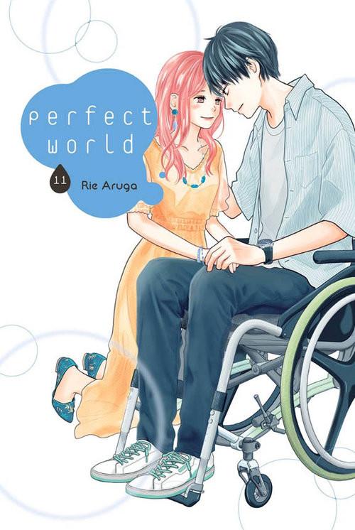 okładka Perfect World #11książka |  | Aruga Rie