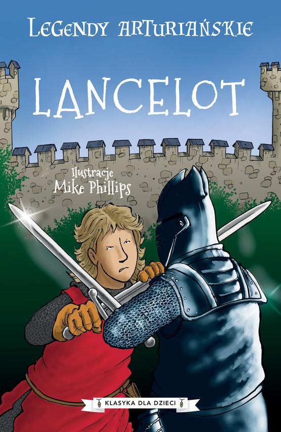 okładka Legendy arturiańskie. Tom 7. Lancelotebook   epub, mobi   Autor Nieznany