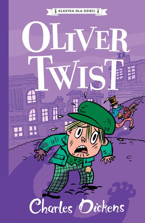okładka Klasyka dla dzieci. Charles Dickens. Tom 1. Oliver Twistebook | epub, mobi | Charles Dickens