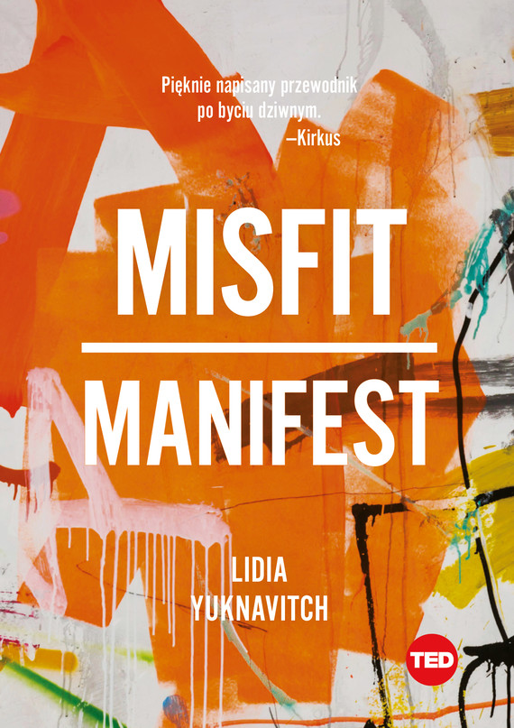 okładka Misfit. Manifestebook   epub, mobi   Lidia Yuknavitch