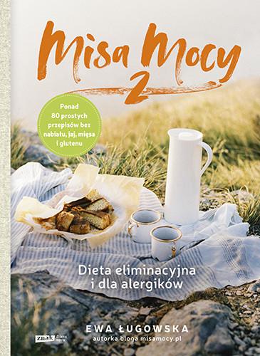 okładka Misa Mocy 2. Dieta eliminacyjna i dla alergikówksiążka |  | Ewa Ługowska