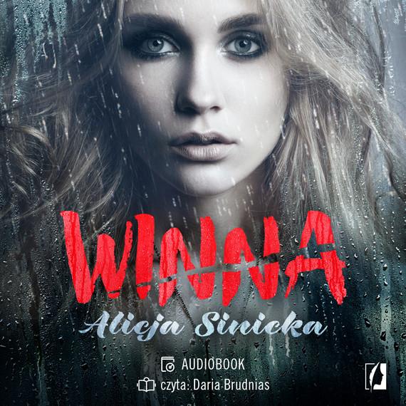 okładka Winnaaudiobook | MP3 | Alicja Sinicka