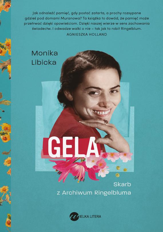 okładka Gelaebook | epub, mobi | Monika  Libicka