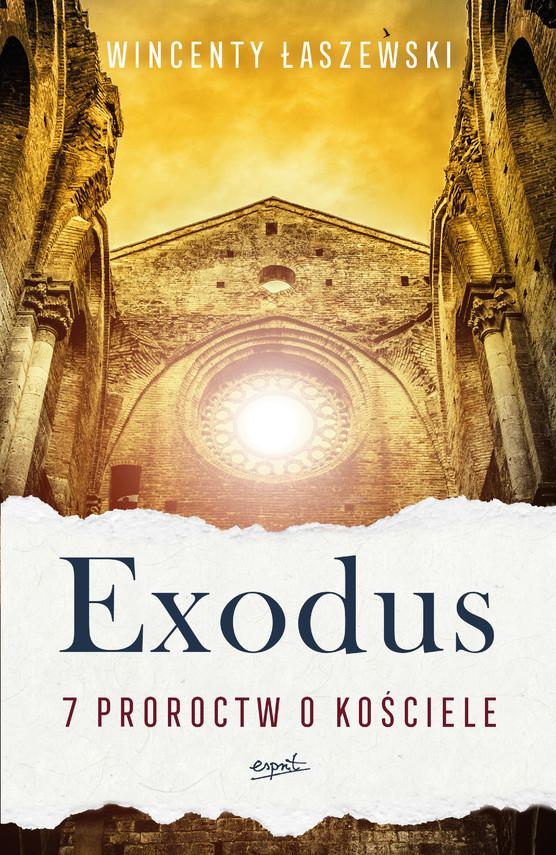 okładka Exodusebook | epub, mobi | Wincenty Łaszewski