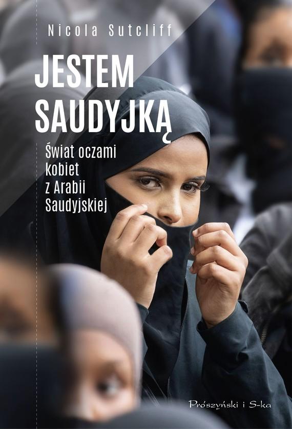 okładka Jestem Saudyjkąebook | epub, mobi | Sutcliff Nicola