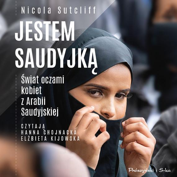 okładka Jestem Saudyjkąaudiobook | MP3 | Sutcliff Nicola