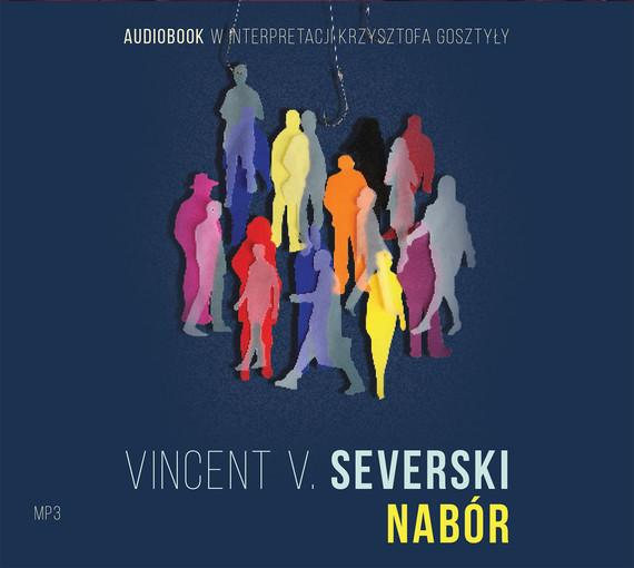 okładka Nabóraudiobook | MP3 | Vincent V. Severski
