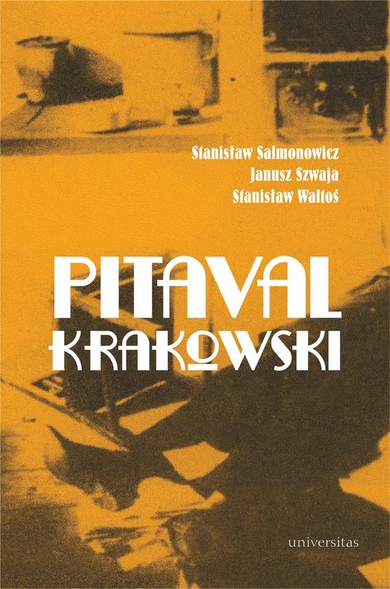okładka Pitaval krakowskiebook   epub, mobi, pdf   Praca zbiorowa