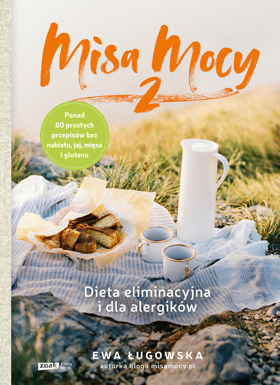okładka Misa Mocy 2. Dieta eliminacyjna i dla alergikówebook | epub, mobi | Ewa Ługowska