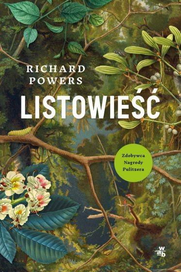 okładka Listowieśćksiążka |  | Richard  Powers