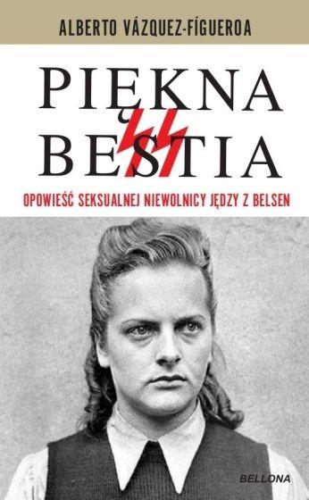 okładka Piękna bestia książka |  | Vazquez-Figueroa Alberto