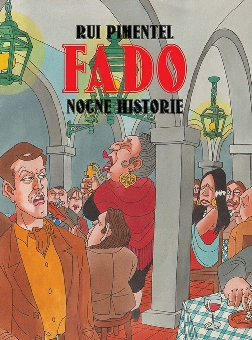 okładka Fado Nocne historieksiążka |  | Pimentel Rui