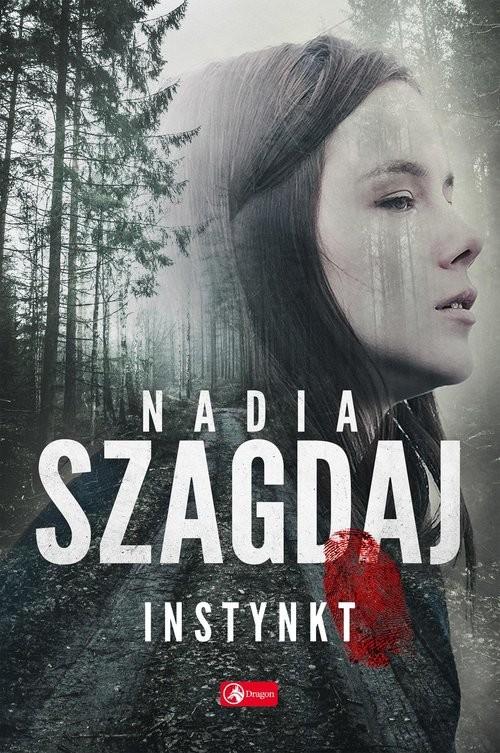 okładka Instynktksiążka      Szagdaj Nadia