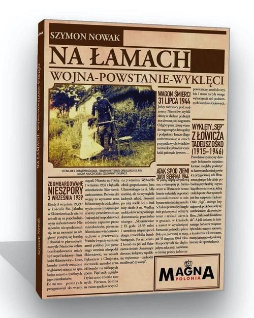 okładka Na Łamach Wojna-Powstanie-Wyklęciksiążka |  | Szymon Nowak