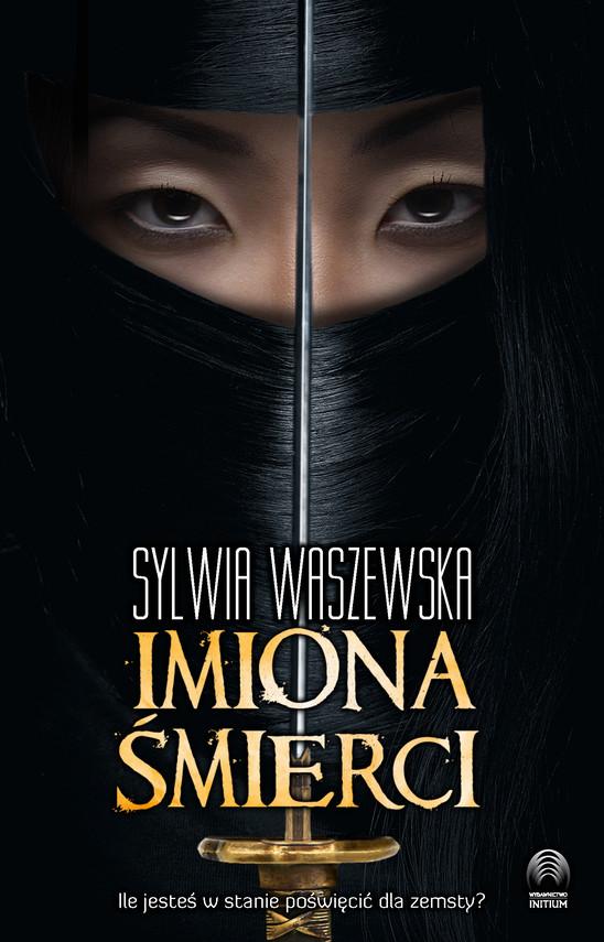 okładka Imiona śmierciebook | epub, mobi | Sylwia Waszewska