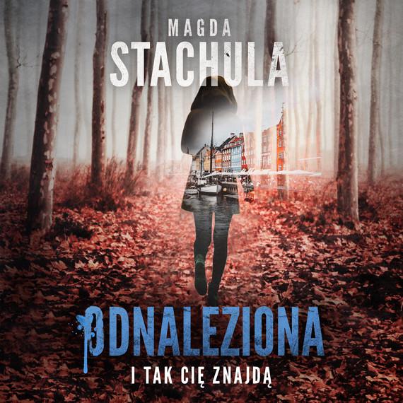 okładka Odnalezionaaudiobook   MP3   Magda Stachula