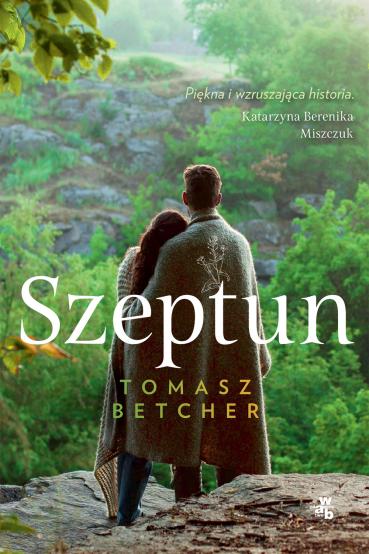 okładka Szeptunksiążka |  | Betcher Tomasz