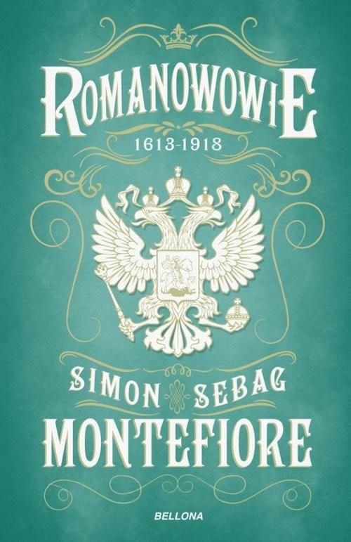 okładka Romanowowie 1613-1918książka |  | Simon Sebag Montefiore