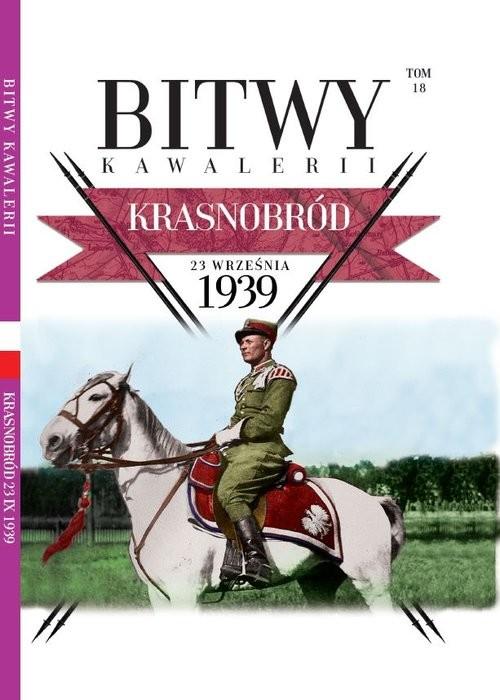 okładka Bitwy Kawalerii Tom 18 Krasnobródksiążka |  |